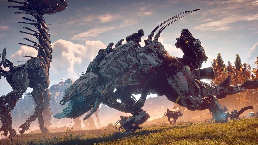 Po roku od premiery Horizon: Zero Dawn jest najpopularniejszym tytułem first-party na PS4