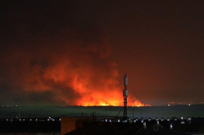 Rosja. Pożar w kolonii karnej w Angarsku