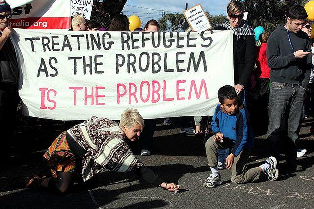 Problem uchodźców się nie kończy