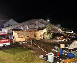 Austria: Podczas festynu zawalił się duży namiot. Dwie osoby nie żyją, ok. 50 rannych