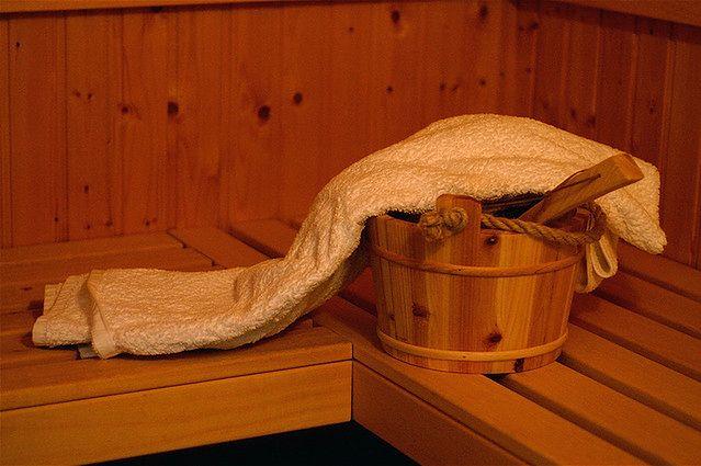 Zabiegi wellness - sauna