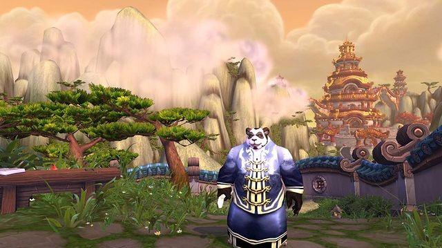Mists of Pandaria - nowy dodatek do World of Warcraft. Z pandami