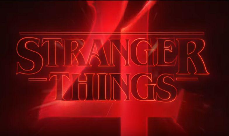 """Netflix. 4 sezon """"Stranger Things"""" oficjalnie ogłoszony! Jest teaser"""