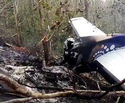 Samolot rozbił się nad Kostaryką. Na pokładzie mogło być nawet 12 osób