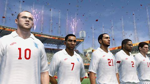 Pierwsze wrażenia: 2010 FIFA World Cup South Africa