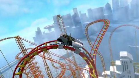 Tęsknicie za Rollercoaster Tycoon? Sprawdźcie zwiastun Screamride