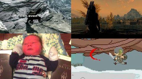 Dziecię imieniem Doovahkiin i inne wieści z prowincji Skyrim