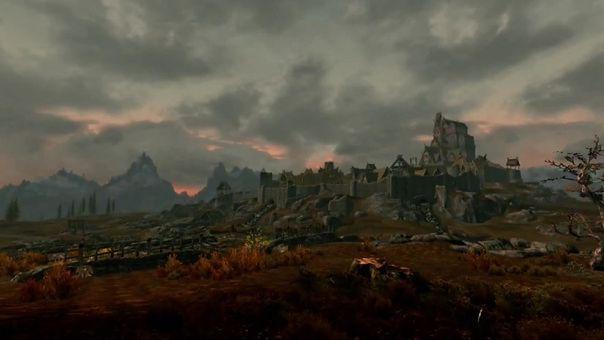 Przemierzając świat Skyrim [WIDEO]