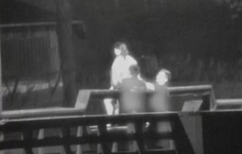 Malbork. Młoda kobieta chciała skoczyć z mostu. Strażniczy zaczaili się