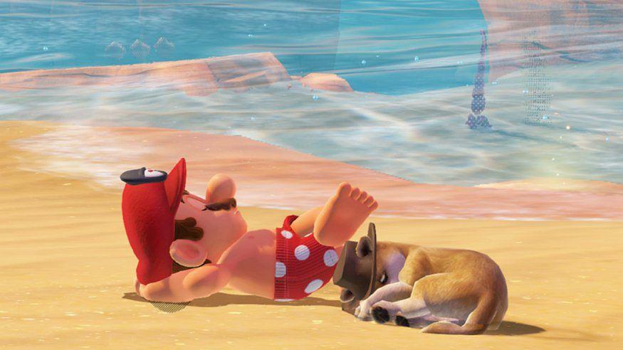Ponad połowa właścicieli Switcha kupiła Super Mario Odyssey