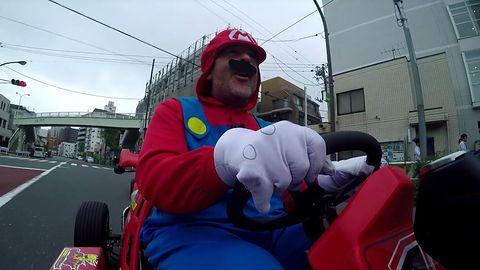 Nintendo pozywa firmę, która wynajmuje gokarty ze strojami z Mario
