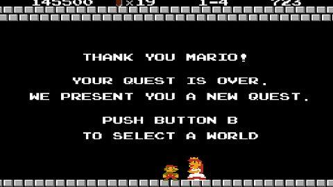 Ten gracz przeszedł wszystkie gry na NES-a