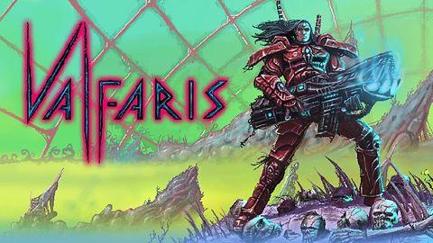 Valfaris -rzeź w fortecy, czyli krwawe indie na dobry początek tygodnia