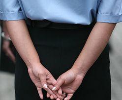 Policjantka lubiła się rozbierać. Spotkała ją surowa kara