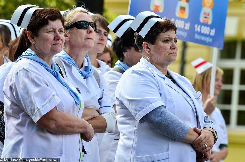 Pielęgniarki dostały ostatnio wysokie podwyżki