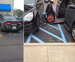 Ci kierowcy nie mają wstydu. Parkują, jak chcą