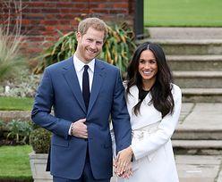 Poznaliśmy szczegóły zaręczyn księcia Harry'ego z Meghan Markle