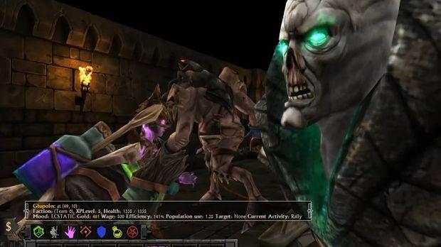 "Co ja gram: War for the Overworld - ""następca Dungeon Keepera"" bez tajemnic [WIDEO]"