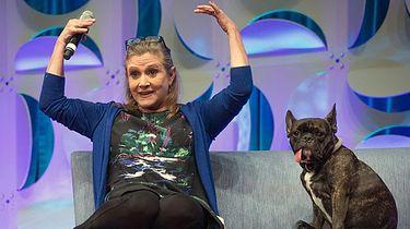 Carrie Fisher nie żyje. Zapamiętajmy ją nie tylko jako Księżniczkę Leię