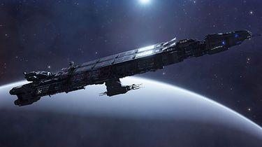 W kosmosie nie ma lekko, czyli lotniskowce w Elite Dangerous