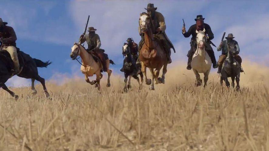 Tyle czekania na zwiastun Red Dead Redemption 2 i... Spory niedosyt