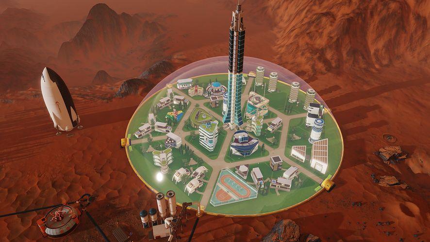 W Surviving Mars autorzy Tropico zabiorą nas na czerwoną planetę