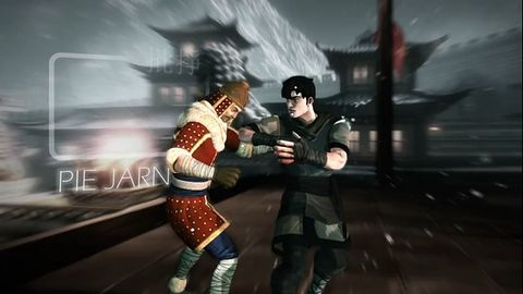 Kinect nauczył nas tańczyć, teraz pokaże nam tajniki kung-fu