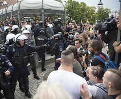 Płock. Ulicami miasta przeszedł pierwszy marsz równości