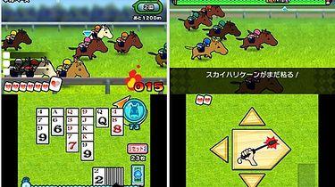 Coś nowego od twórców Pokemonów: skrzyżowanie pasjansa i wyścigów konnych