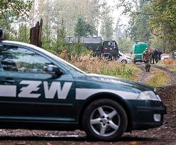 Wybuch w Kuźni Raciborskiej. Wojsko zabezpiecza teren, na miejscu pracuje prokurator