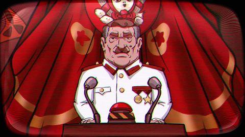 Gamescom 2018: Irony Curtain to naprawdę ładny i trochę nieznośny point and click