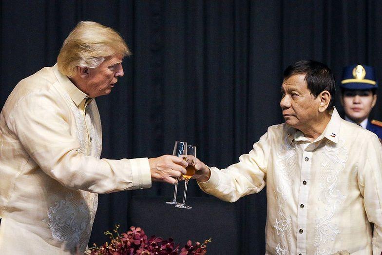 Udaremniono zamach na Donalda Trumpa. ISIS chciało go zabić na Filipinach