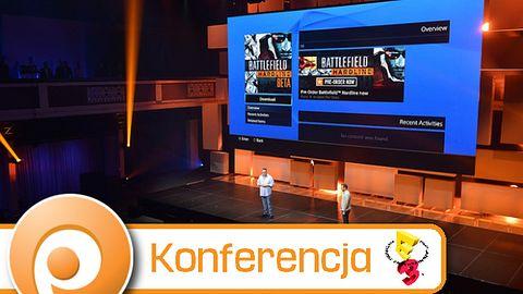 Konferencja Electronic Arts na E3 [RELACJA NA ŻYWO]
