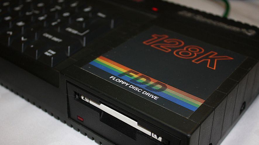 ZX Spectrum 128 okiem gracza