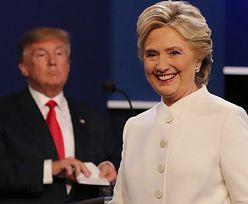 Ostatnia debata Trump-Clinton za nami. Przewagę ma...