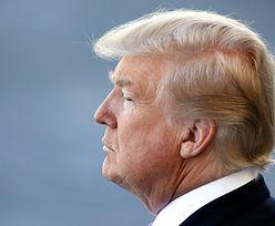 """Iran odpowiada Trumpowi. """"Zagrożenie dla światowego bezpieczeństwa"""""""
