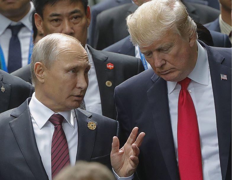 Gorąco na linii Rosja-Stany Zjednoczone