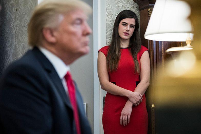 Osobista asystentka Donalda Trumpa zwolniona. Ujawniła informacje o rodzinie prezydenta