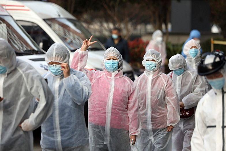 Koronawirus: Chiny obwiniają Włochy o wybuch pandemii