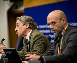 Koronawirus: poseł do Parlamentu Europejskiego obarcza Chiny winą za pandemię