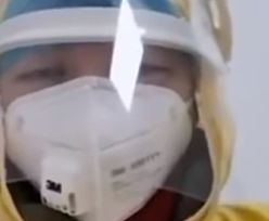 Chiny. Koronawirus zbiera żniwo. Szokujące słowa pielęgniarki