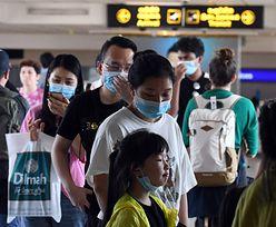 Koronawirus z Chin. Najnowsze informacje. Zamknięto już 14 miast i zabytkowe obiekty w całym kraju