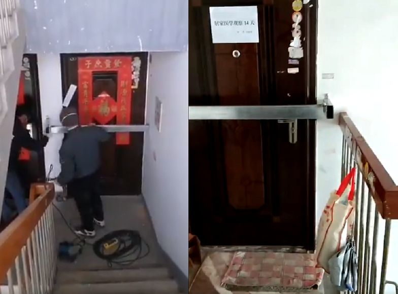 Koronawirus. Drastyczne środki w Wuhan. Jest wideo