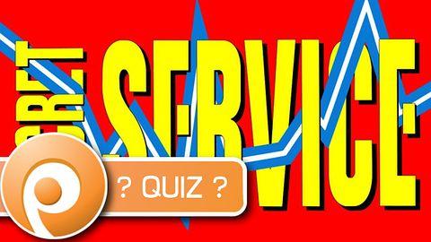 """Quiz: Co wiesz o """"Secret Service""""?"""