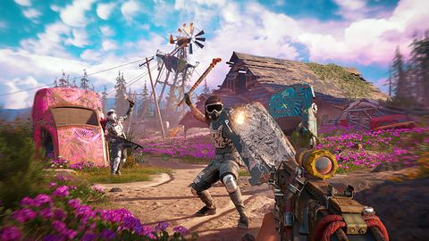 Far Cry: New Dawn zyskało złoty status