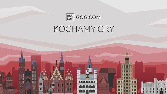 GoG przemówił po polsku