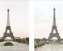 Odwiedzili chińską podróbkę Paryża. Zobacz, jak wygląda w porównaniu do oryginału