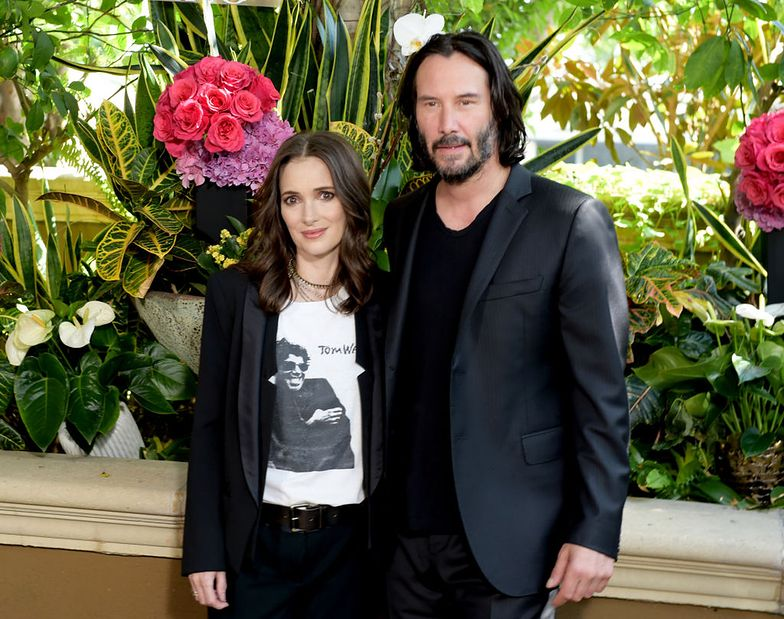 Winona Ryder i Keanu Reeves mogą być małżeństwem. Francis Coppola potwierdza