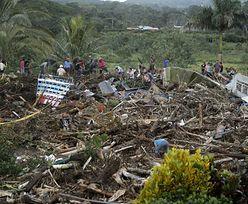 Dramatyczne zdjęcia z Kostaryki. Huragan spustoszył kraj