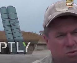 Krym. Rosjanie chwalą się nadmuchiwanymi systemami rakietowymi S-400